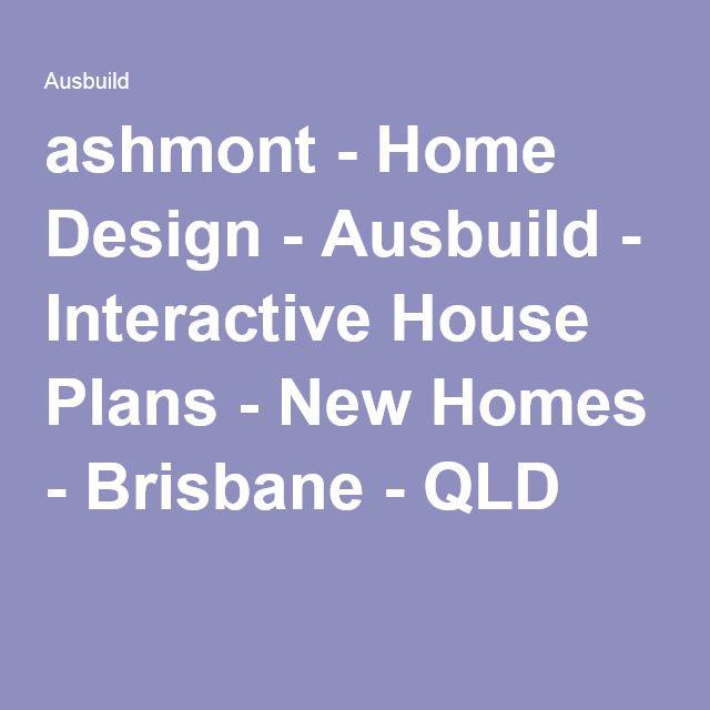 House · ashmont home design ausbuild interactive house plans new homes