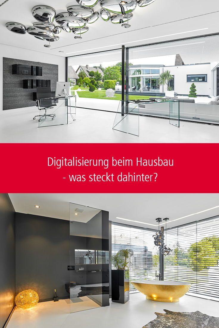 Digitalisierung beim Hausbau? In unserem Blogbeitrag