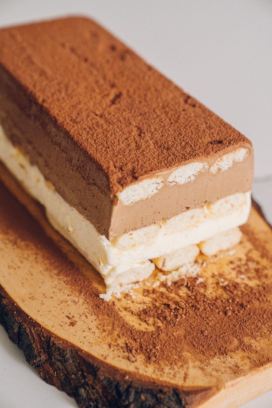 Bolo Gelado De Chocolate Com Cafe Receita Gelado De Chocolate Bolo Gelado De Chocolate E Chocolate