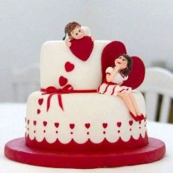 Design Your Own Cake Online And Order Birthday In Dubai With Free Delivery