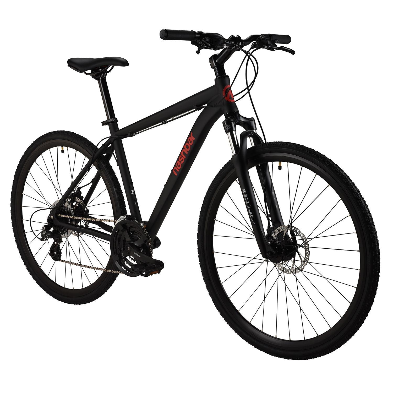 Nashbar Dual Sport Disc Hybrid Bike Bike Nashbar Hybrid Bike