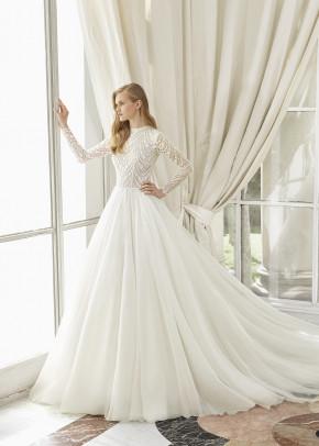 Pin By Bonita Mitchell On Dress In 2020 Rosa Clara Wedding Dresses Wedding Dresses Lace Modest Wedding Dresses