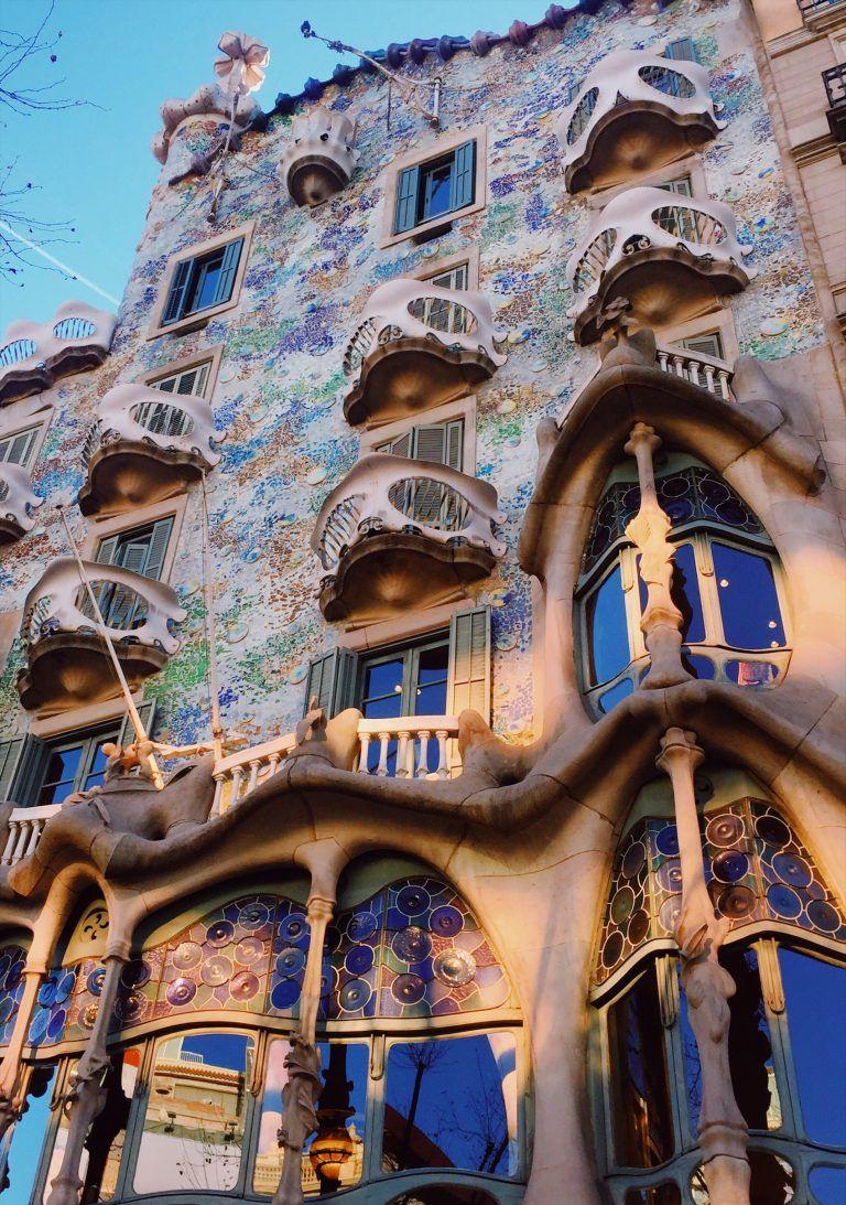 Organizzare un weekend a Barcellona   Barcellona   Pinterest ...