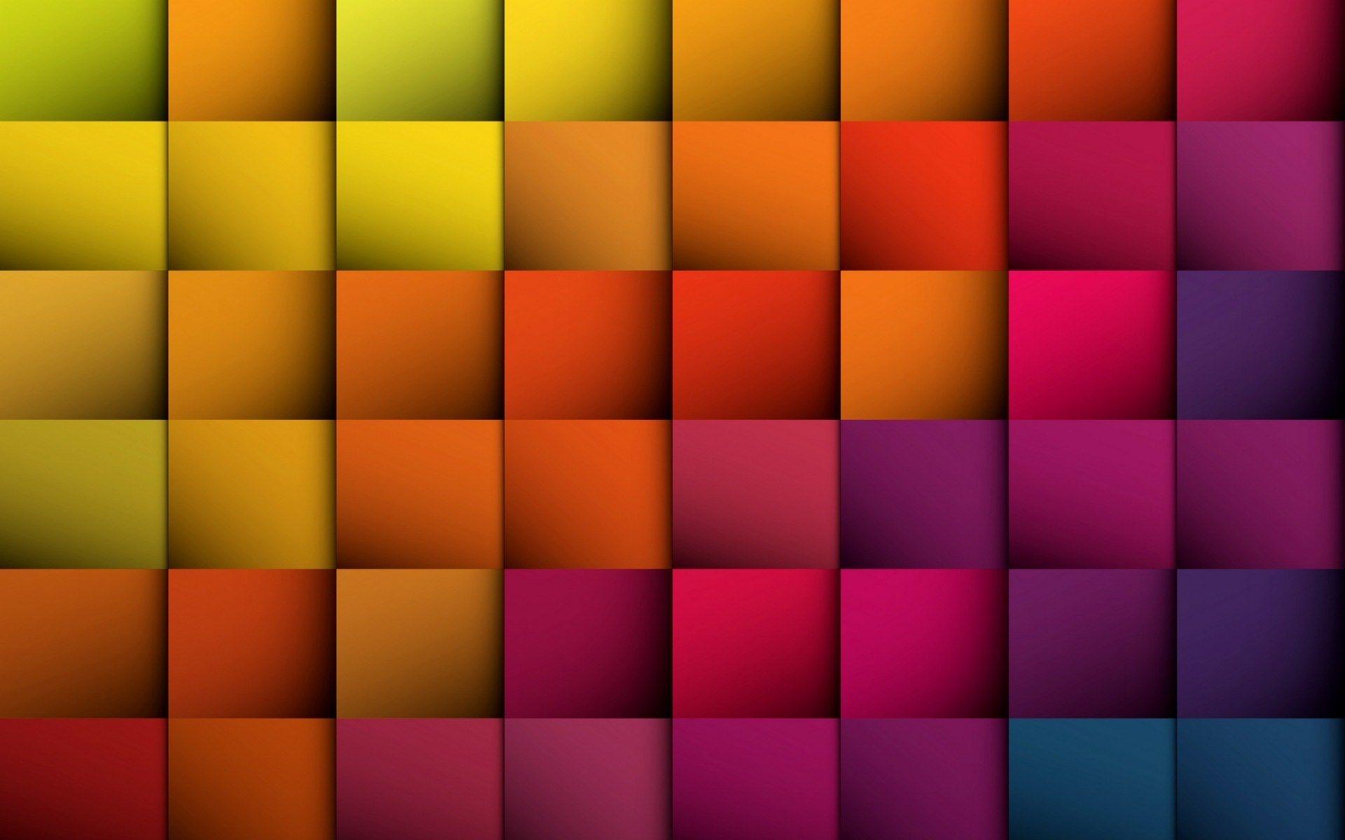 3d Color Checks Walls Hd Wallpapers Qhd Wallpaper Color Splash Background Square Background