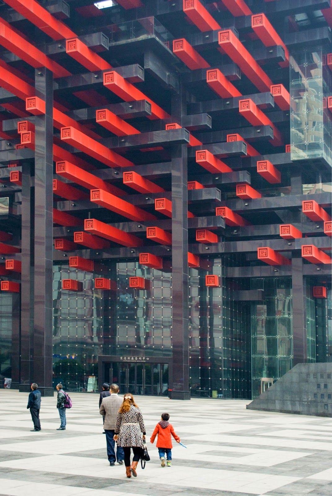 Chongqing China Klaus Lehnert Fotograf Berlin Architekturfotografie