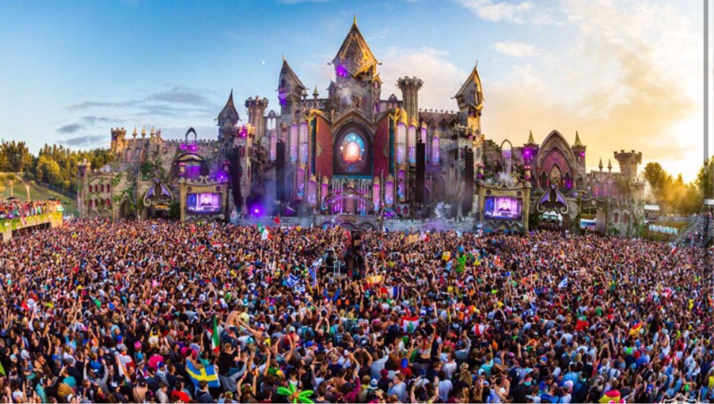 Experience Tomorrowland With Images Tomorrowland Festival