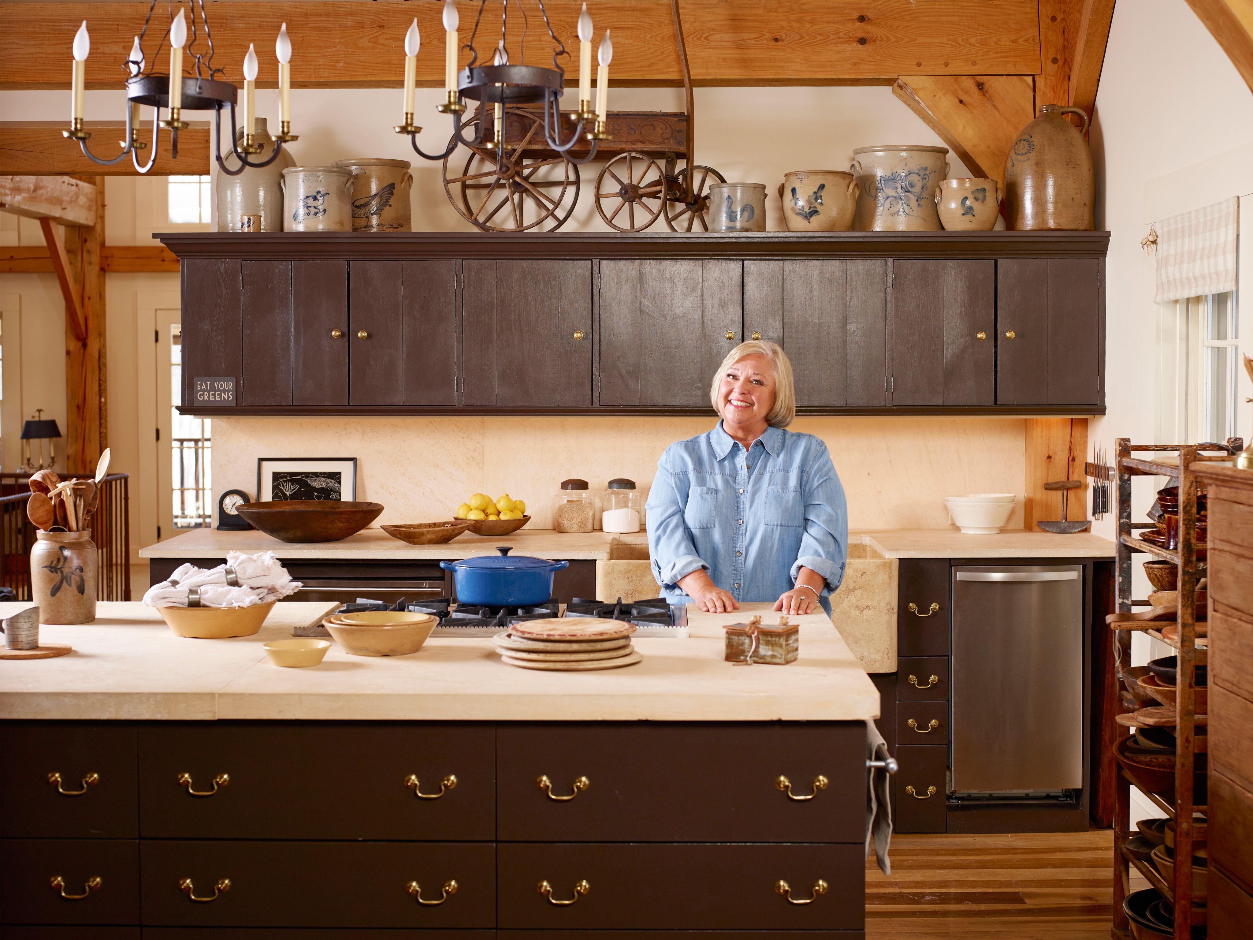 Star Kitchen: Nancy Fuller | Nancy fuller, Farmhouse rules and ...