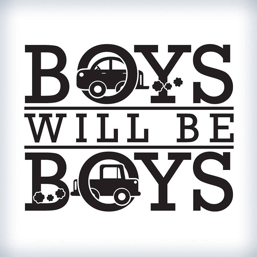 pin by christine on boys will be boys pinterest boys items similar to car wall decal boys will be boys wall quote boy room decals truck vinyl wall decal boy baby nursery or boys room x wall art on etsy