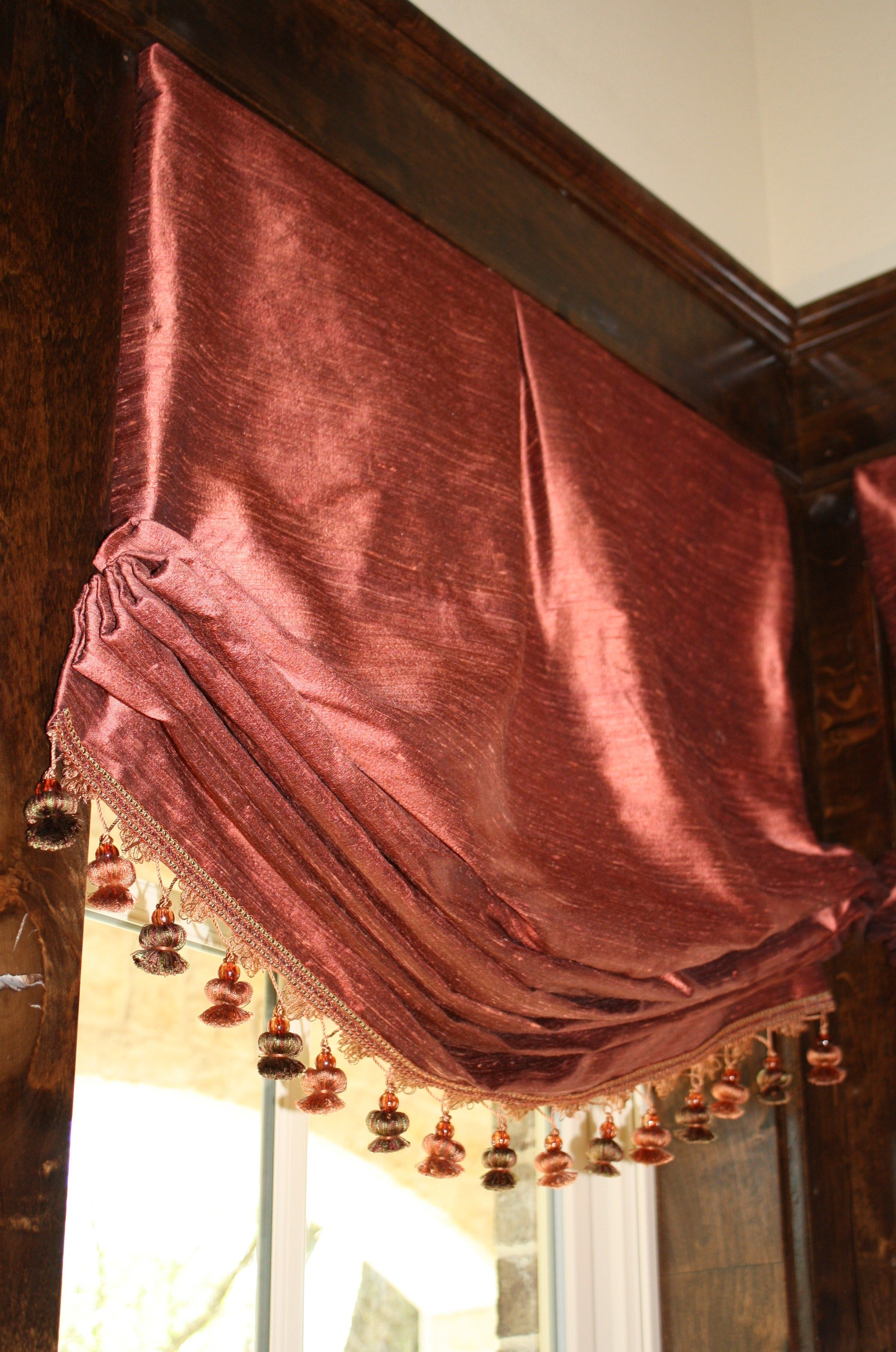 The Great Curtain Company Discount Custom Silk And Linen Drapes