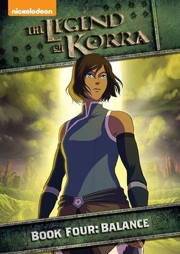 Legend Of Korra Book Four Balance Dvd Online Gratis Imagem