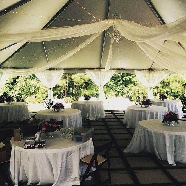 Wedding Reception At The Bradford Ncweddings Raleigh