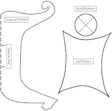 Image Result For Viking Longship Template Bbc