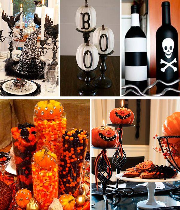 Decoraci n de infarto halloween pinterest fiestas y - Decoracion fiesta halloween ...