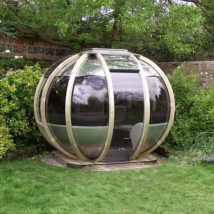 1633c13d1919 Buy Farmer's Cottage Summer House Garden Pod from our Garden Pods &  Buildings range at John Lewis & Partners. Free Delivery on orders over £50.