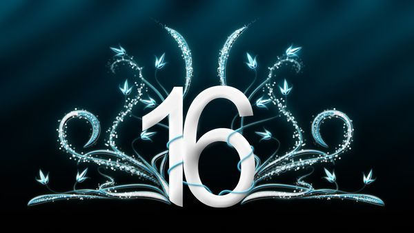 Sixteen Is A Symbol Of Wholeness This Is The Number Of Perfect