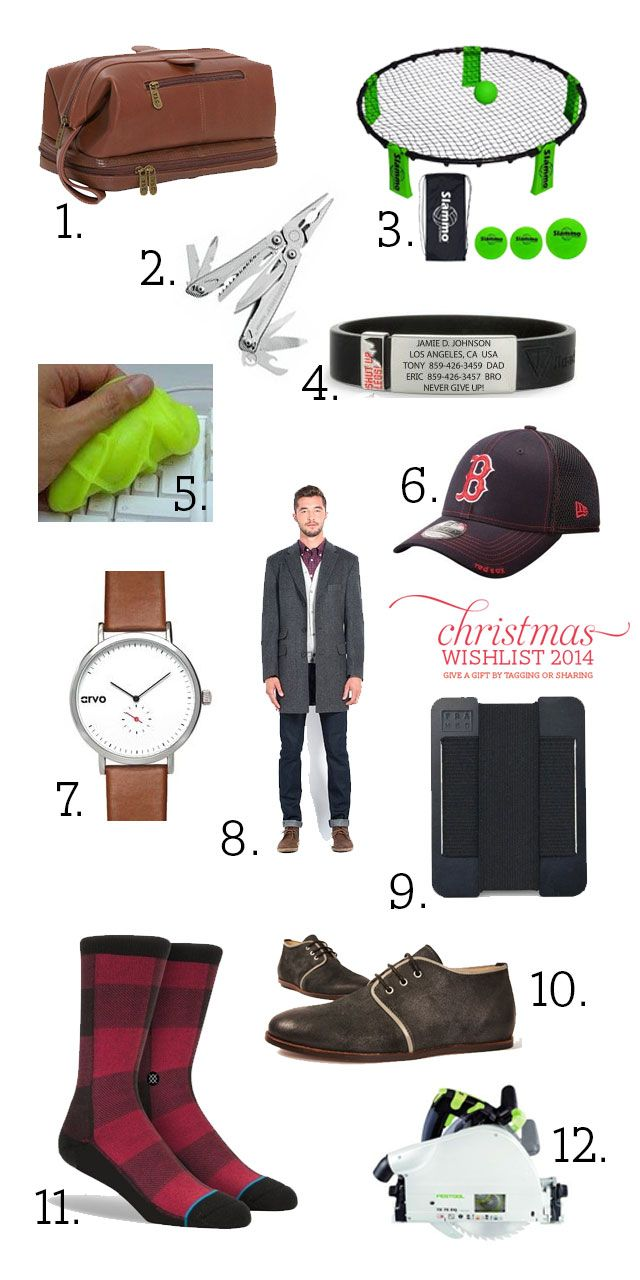 Need Christmas Gift Ideas for you guy? Best 12 guy presents! | For ...