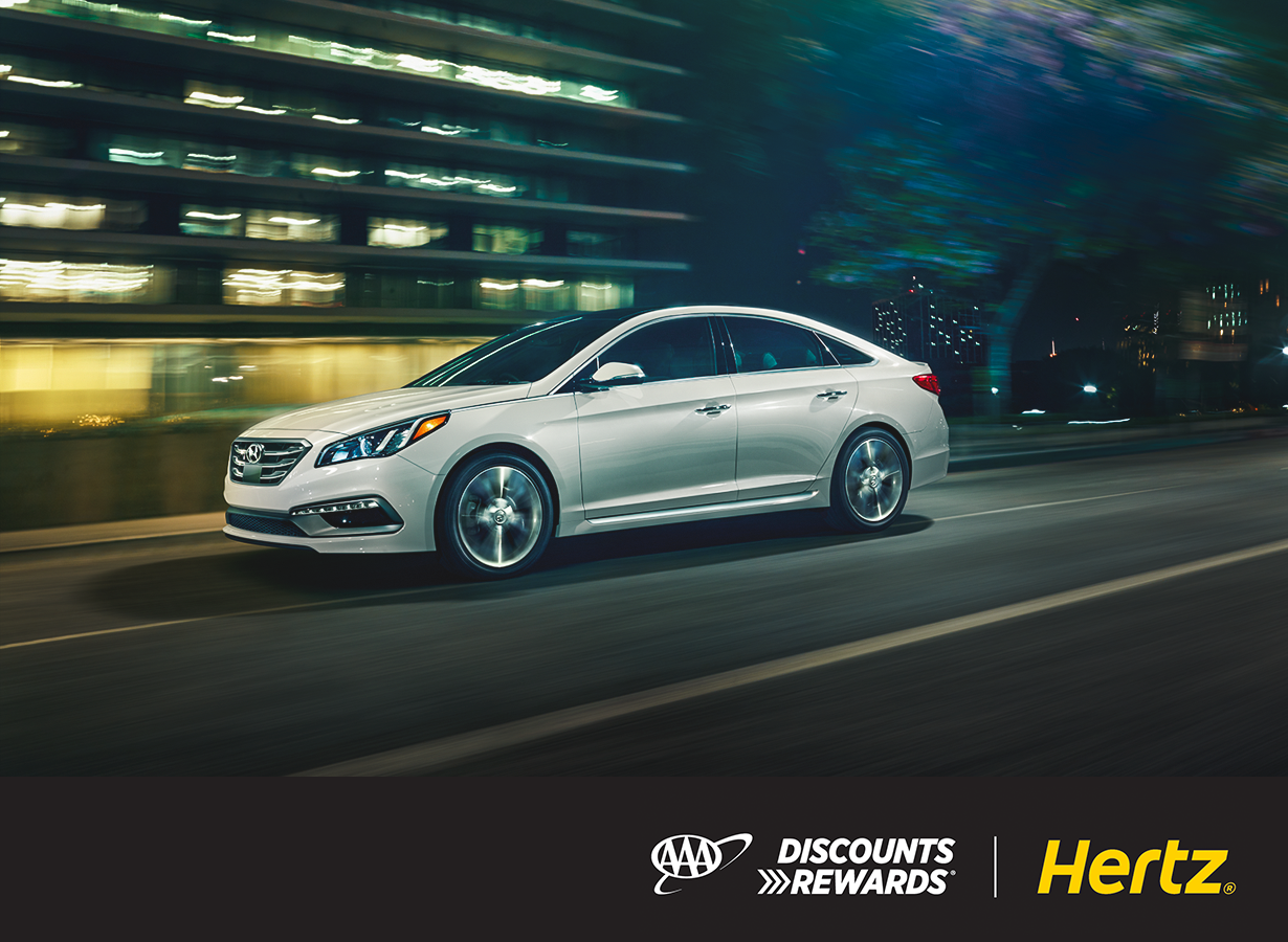 Turn Your Aaadiscounts Into Points When You Sign Up For Hertz