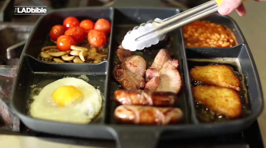 The MasterPan Is A Life-Changer For Breakfast Lovers Everywhere - SELF