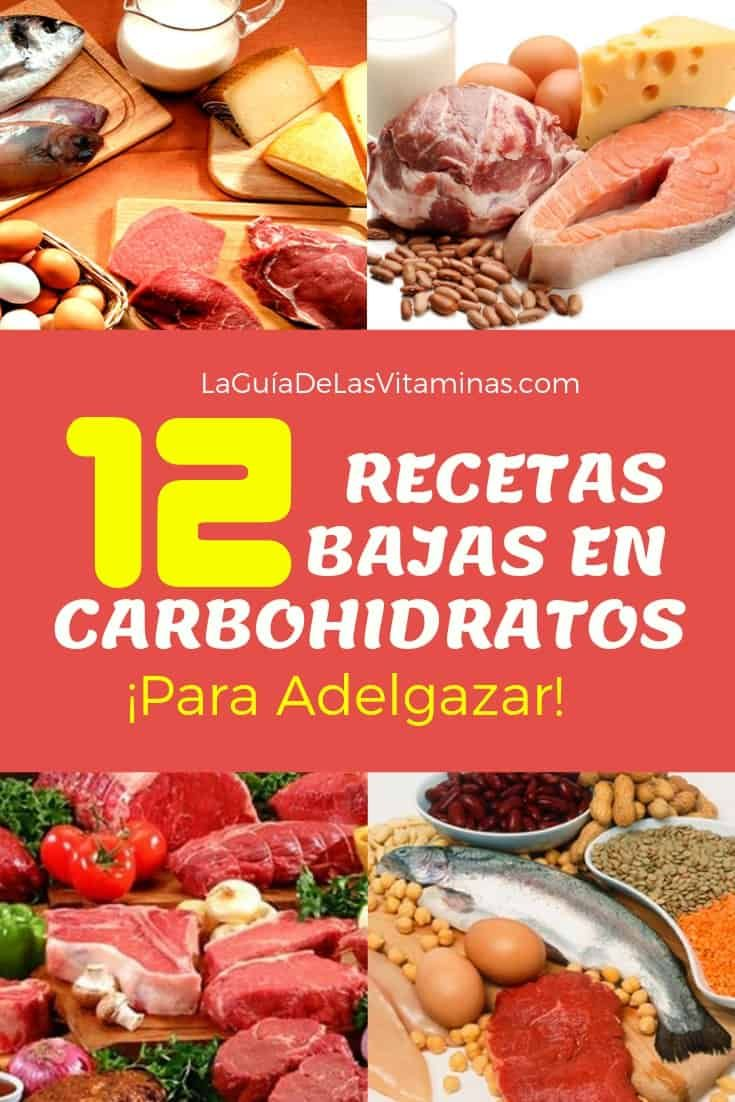Pin On Dieta Baja En Carbohidratos