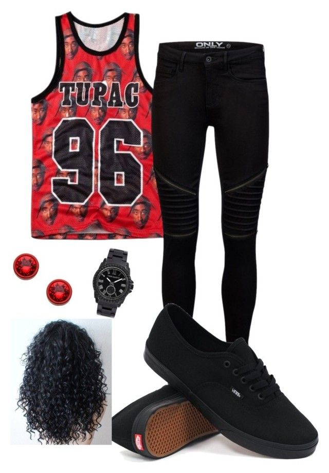 """""""All About My Shirt"""" by perichaze ❤ liked on Polyvore featuring ONLY, Vans, Givenchy and Vince Camuto"""