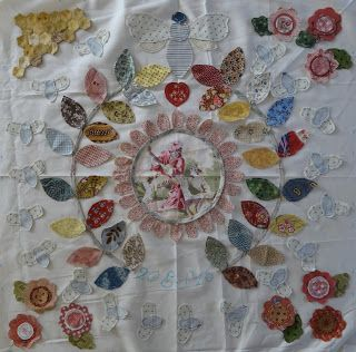 Emily's Cupboard: The Rowdy Flat Library Quilt … | Pinteres… : emily patchwork quilt - Adamdwight.com