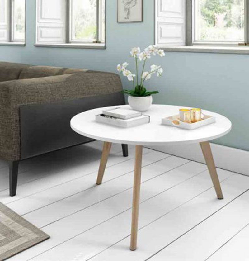 Mesa centro estilo nordico mesa centro baratas mesas de for Mesas de centro modernas y baratas