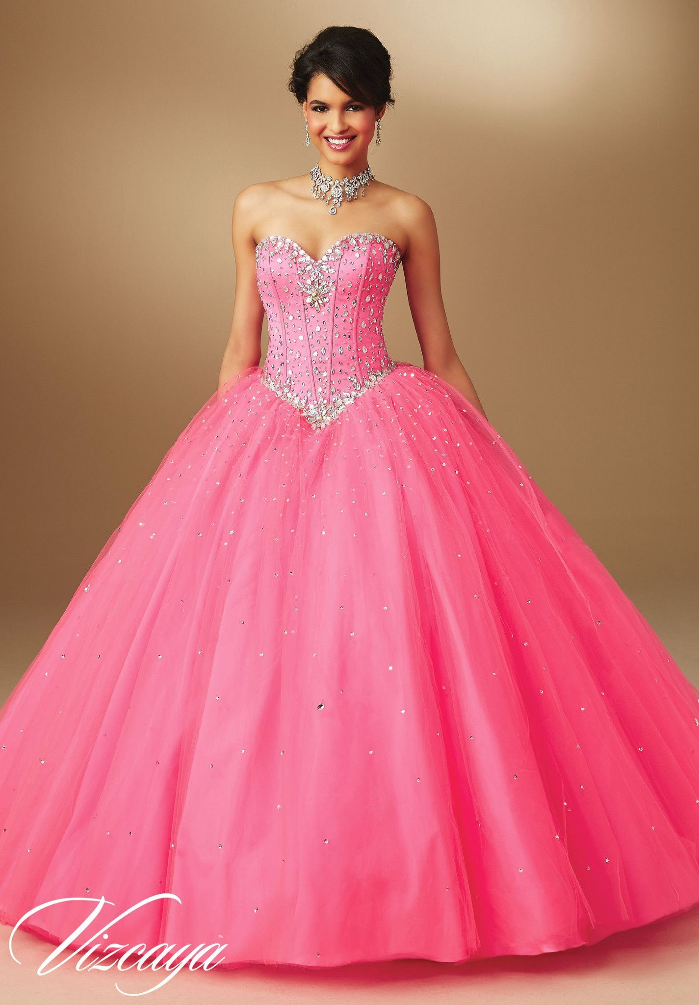 Mori Lee Quinceanera Dress 89017 | 15 años, Vestiditos y Años