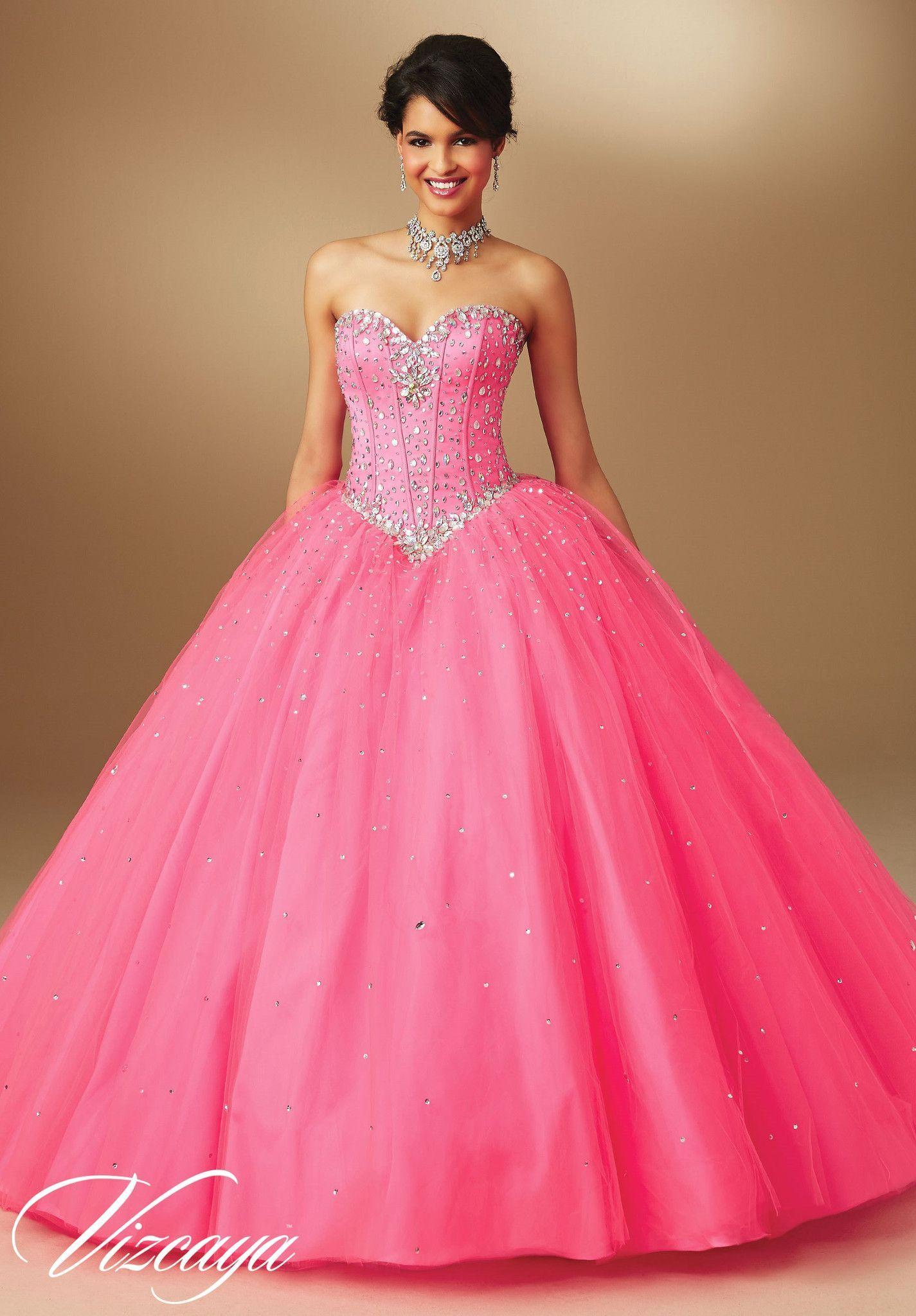 Mori Lee Quinceanera Dress 89017   15 años, Vestiditos y Años