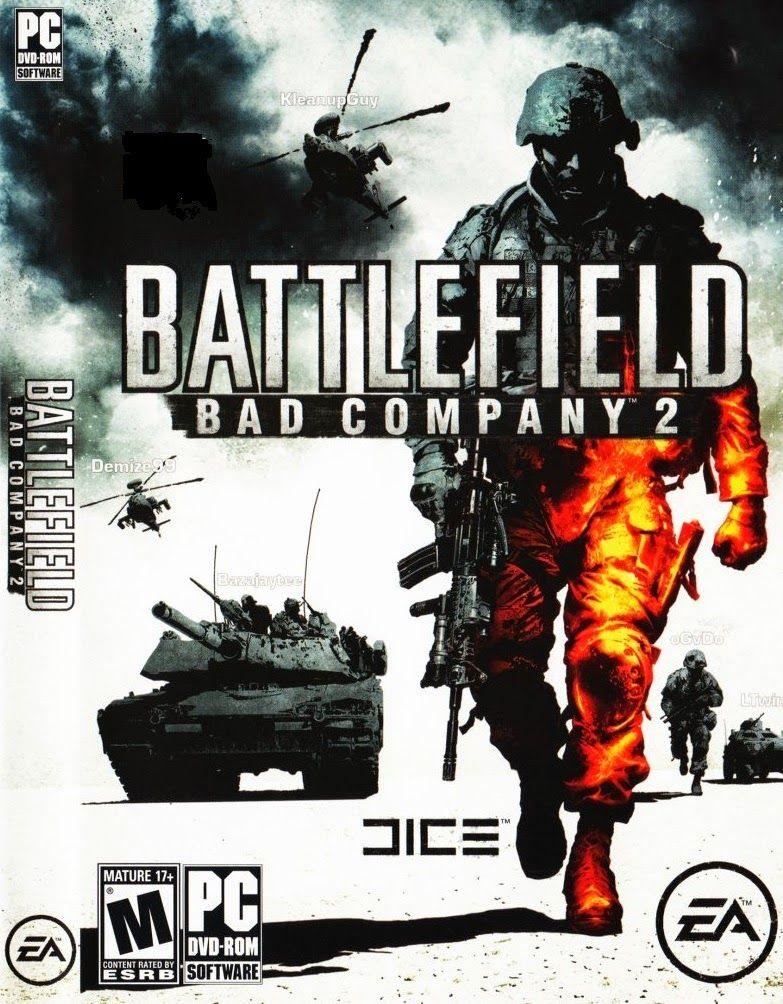 Battlefield Bad Company 2 Repack Black Box Download Battlefield