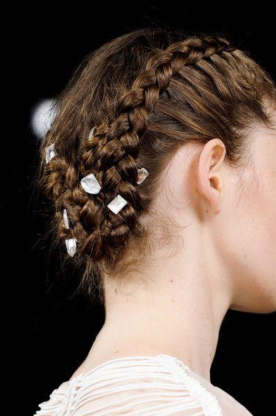Honor Spring 2013 - Hair