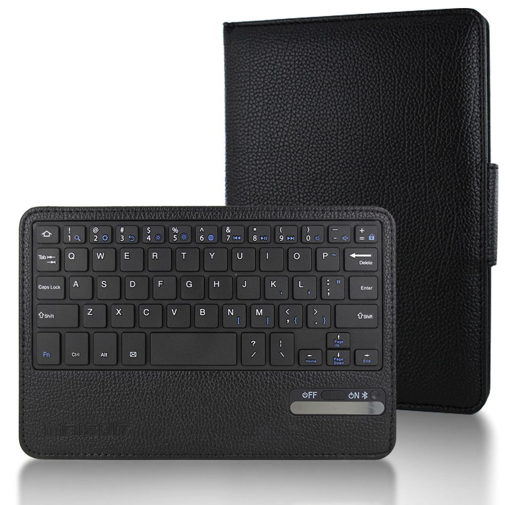 Minisuit Removable Qwerty Keyboard Stand Case for Samsung
