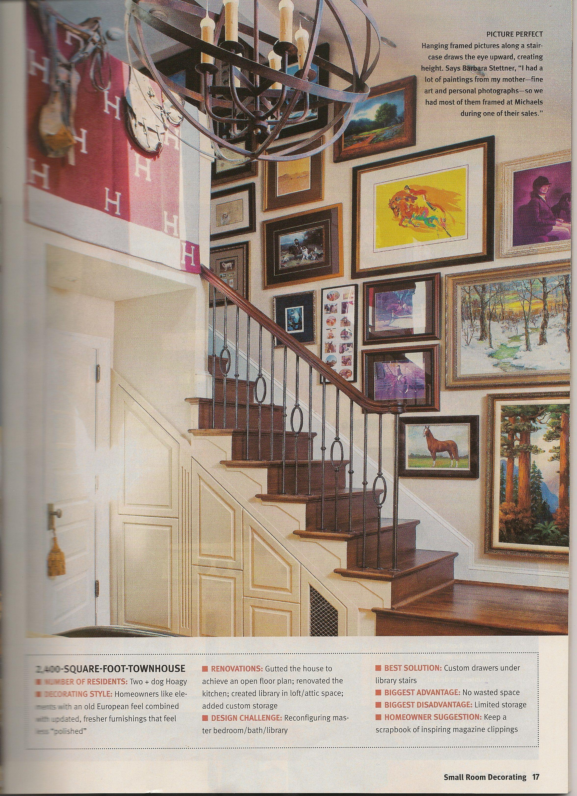 Blalock Interiors… Small Room Decorating Magazine Old Town Master ...
