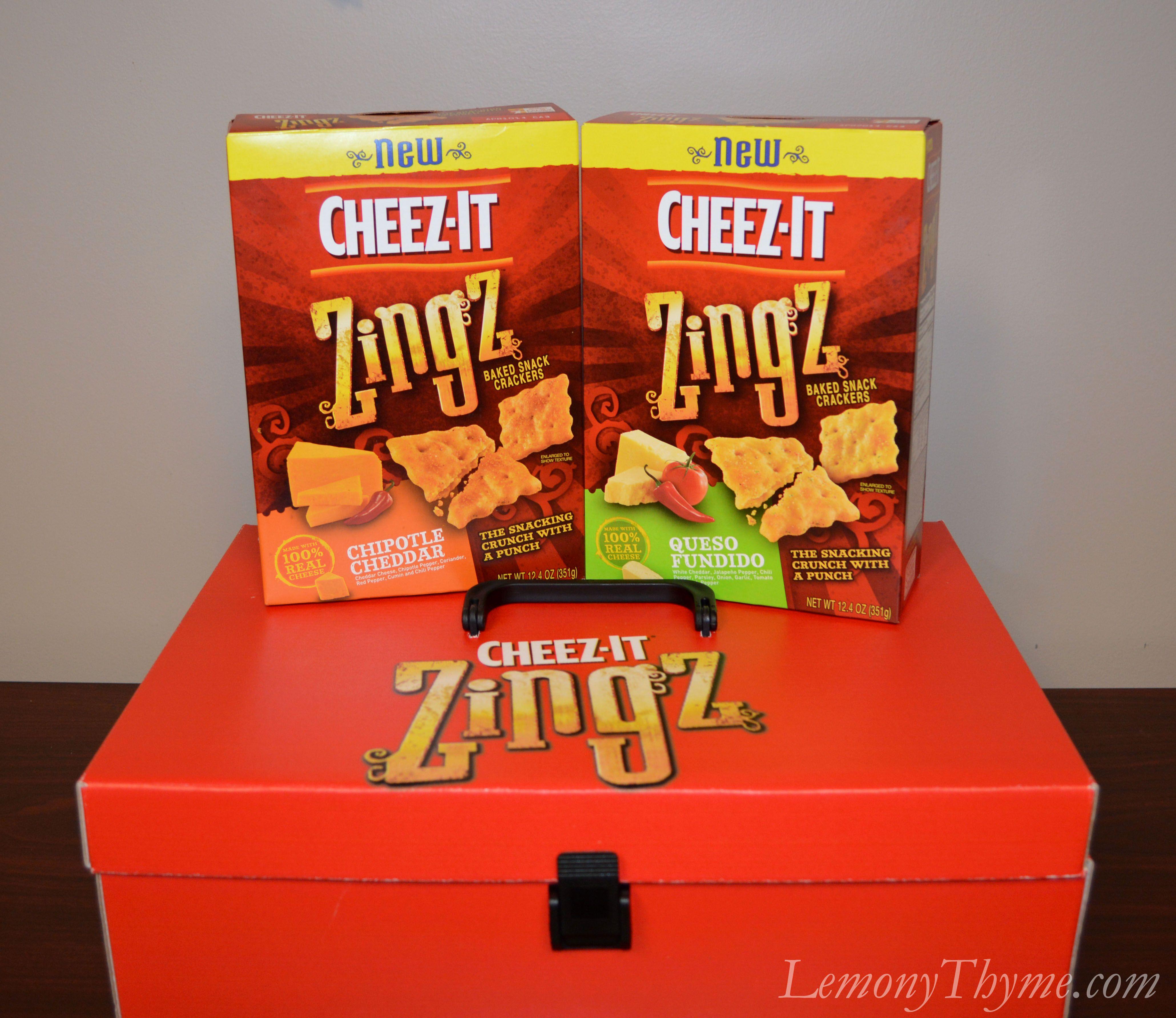 Cheez-It Zings #crabrangoondip