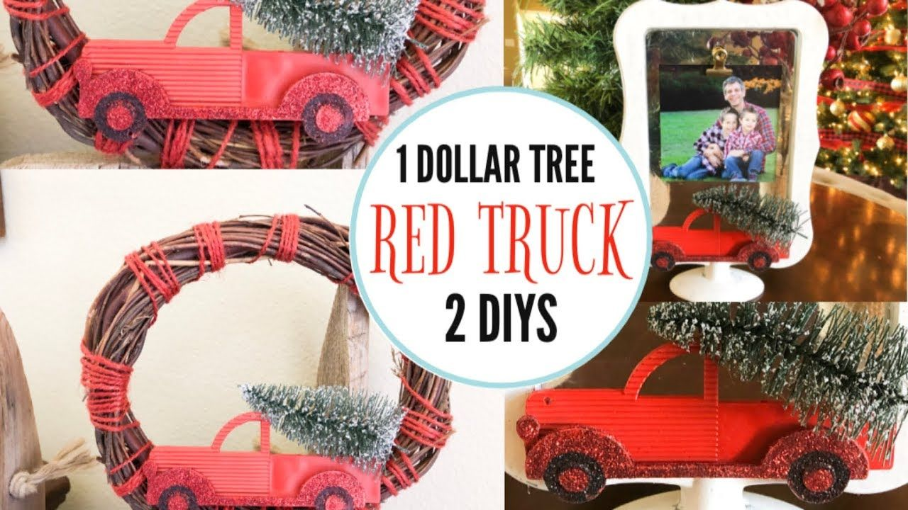 DOLLAR TREE CHRISTMAS DIY FARMHOUSE / RUSTIC CHRISTMAS