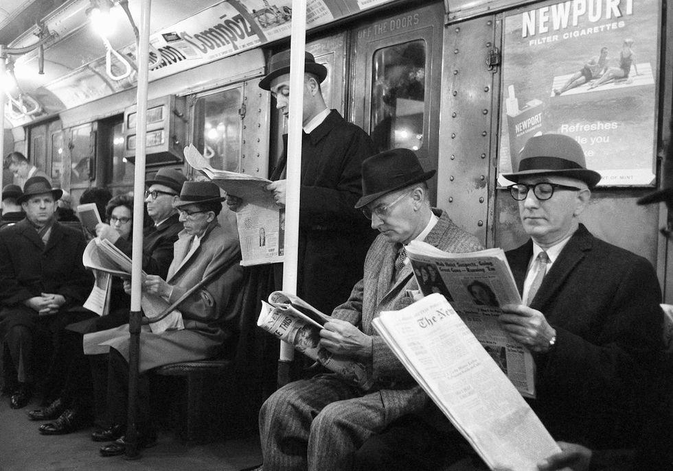New York, 1963 (AP Photo/Jacob Harris)