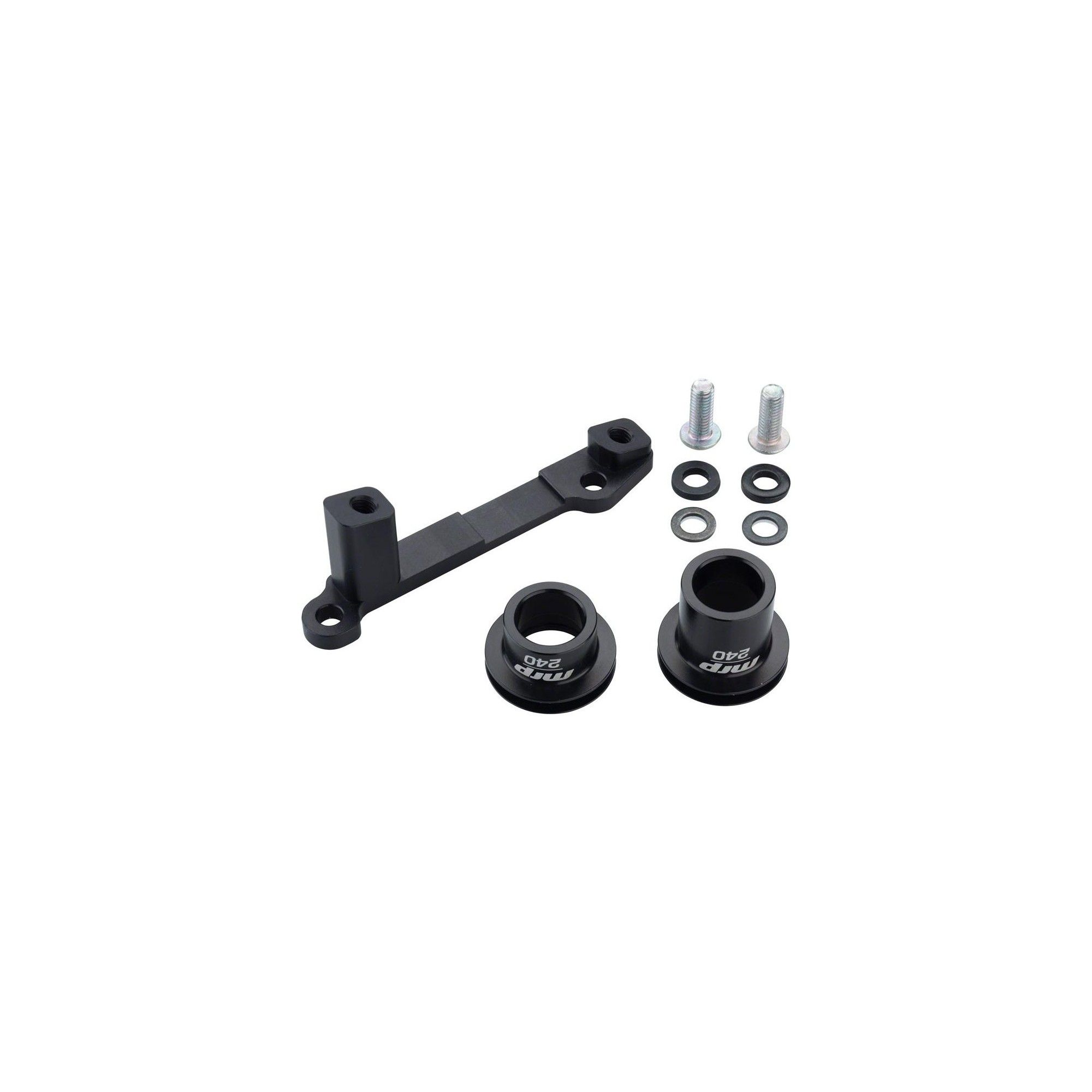 Converts 15mm x 100mm to Boost 15mm x MRP Better Boost Endcap Kit