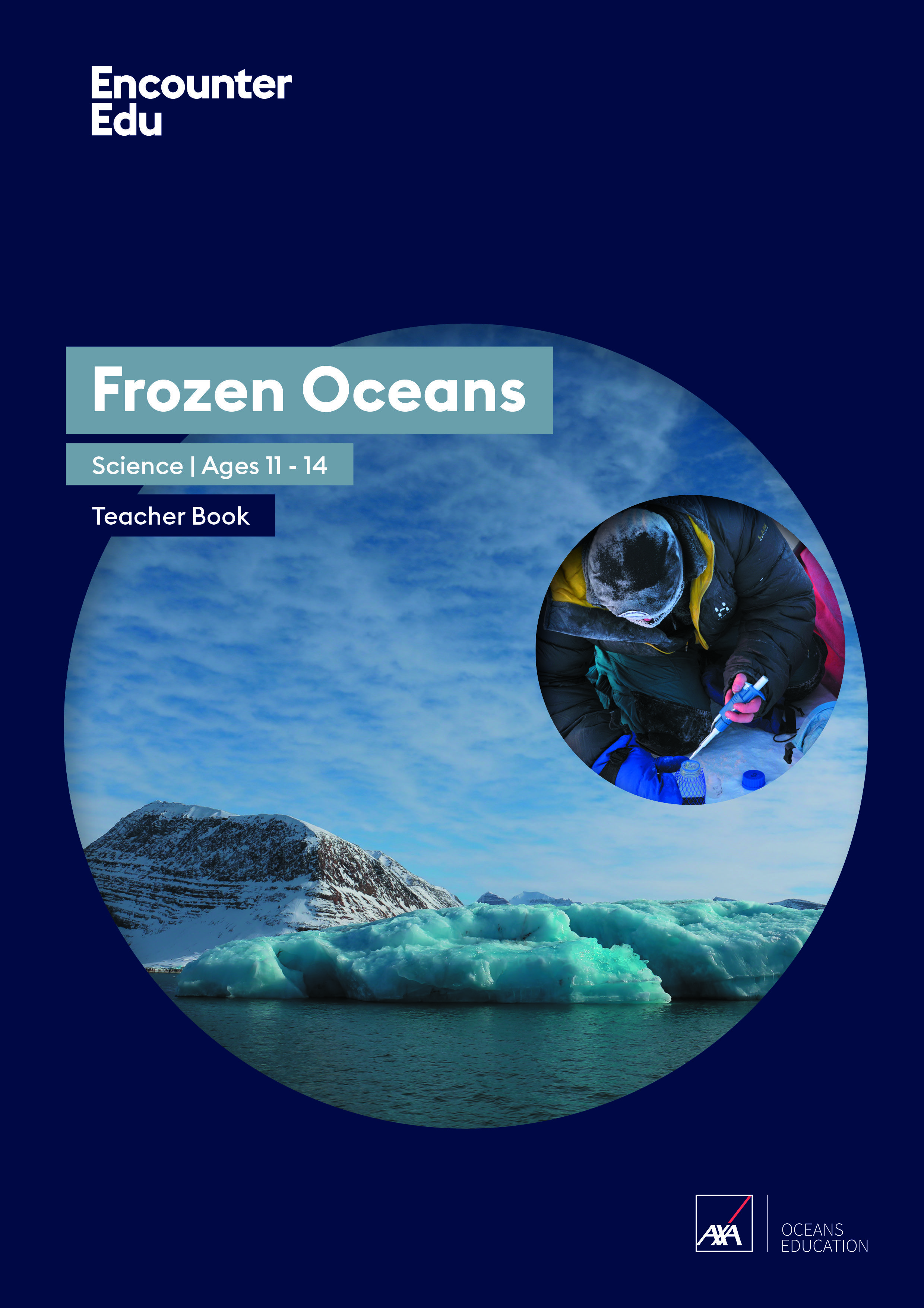 Frozen Oceans Science 11 14 Lesson 1 Are Humans Causing