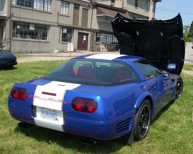 Chevrolet Corvette C4 Grand Sport Chevrolet Corvette C4 Chevrolet Corvette Chevrolet