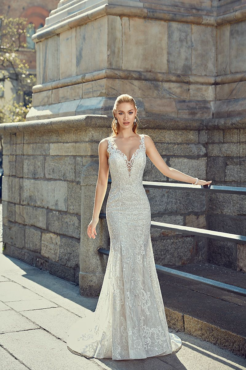 Milano Style MD259- Find gown @ De Ma Fille Bridal in Ft. Worth, TX ...