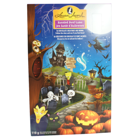 Haunted Hunt Game 119 g Products Laura Secord Hunt