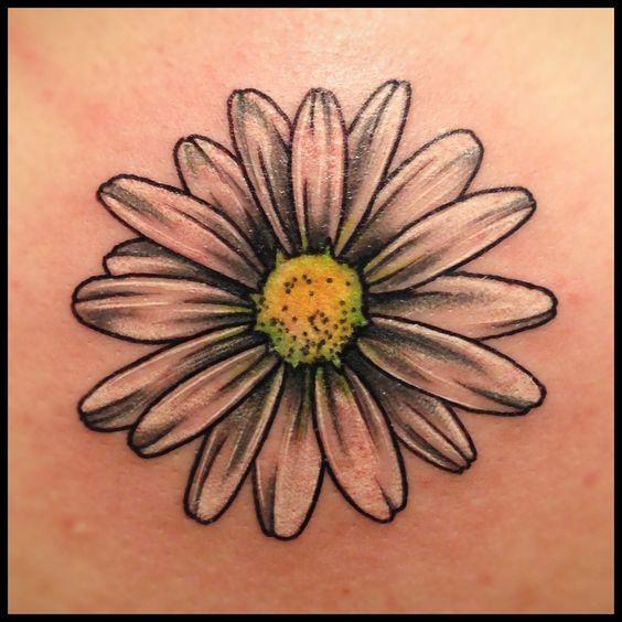Pin By Natalia Perticarini On Tattoos Daisy Tattoo Designs Daisy Tattoo Tattoos