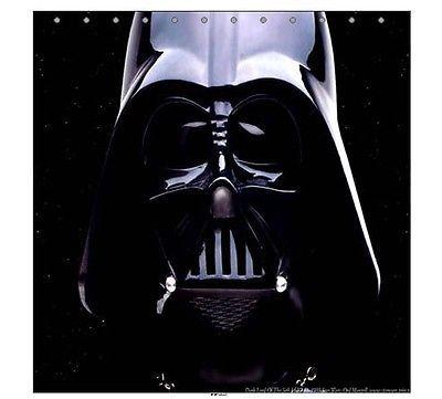 New Star Wars Darth Vader Shower Curtain Gift