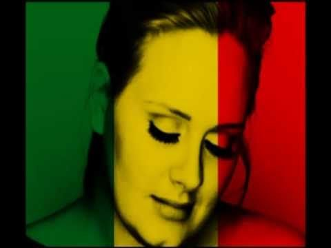 Adele Set Fire To The Rain Reggae Version By Reggaesta95