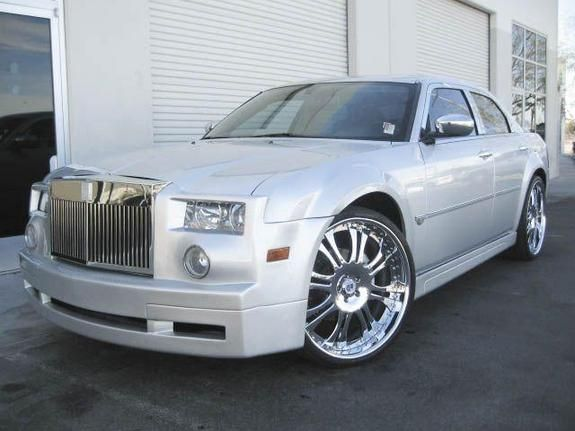chrysler 300 with phantom kit | rides | chrysler 300c, chrysler 300