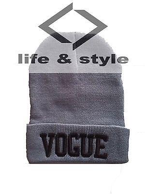 Cappello Vogue Grigio