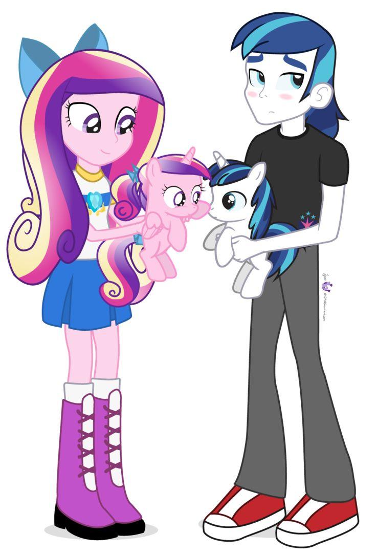 Cadence & Shining Armor | My Little Pony | Pinterest ...
