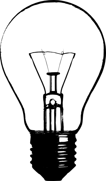 Line Drawing Light Bulb : Lightbulb stencil google search shtuff pinterest