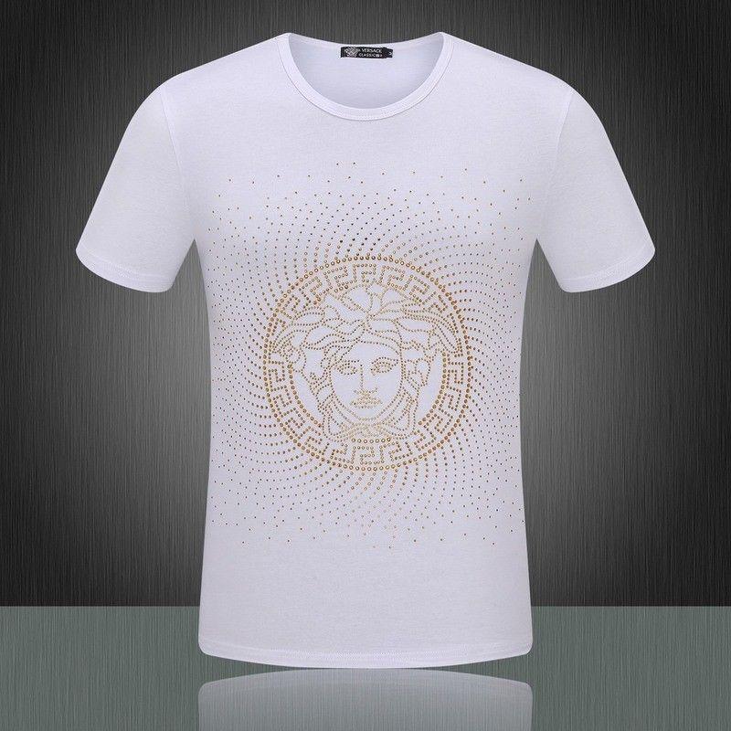 Versace Pas cher, Versace Tshirt Collection 2017   Versace in 2018 ... 168c4c1ddb1