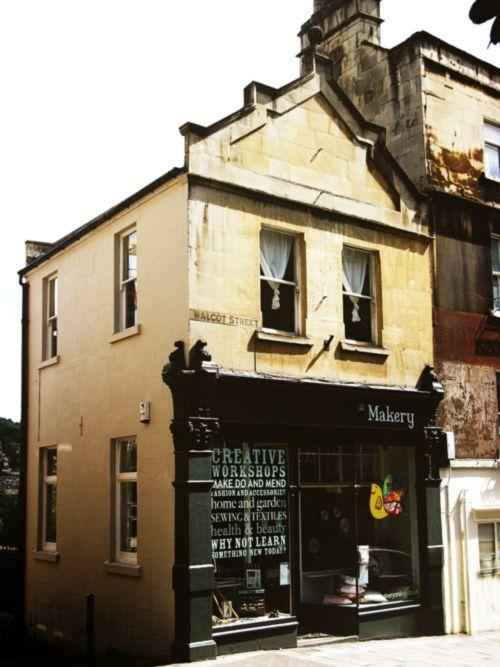 Creative Ventures The Makery In Bath England Etsy Shop Names