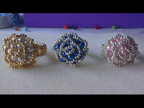 ANILLOS PETALO DE ROSA - YouTube #cocktails